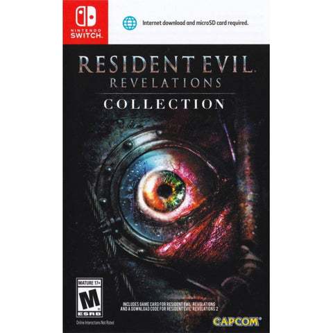 Resident Evil: Revelations Collection [Nintendo Switch]