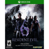 Resident Evil 6 HD [Xbox One]