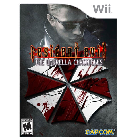 Resident Evil: The Umbrella Chronicles [Nintendo Wii]