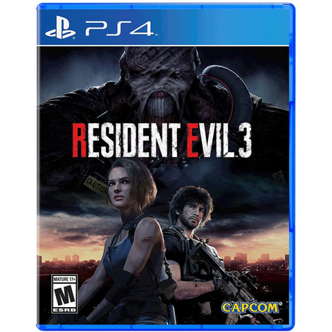 Resident Evil 3 [PlayStation 4]