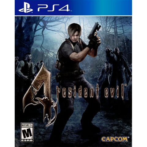 Resident Evil 4 HD [PlayStation 4]
