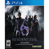 Resident Evil 6 HD [PlayStation 4]