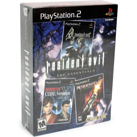 Resident Evil: The Essentials [PlayStation 2]