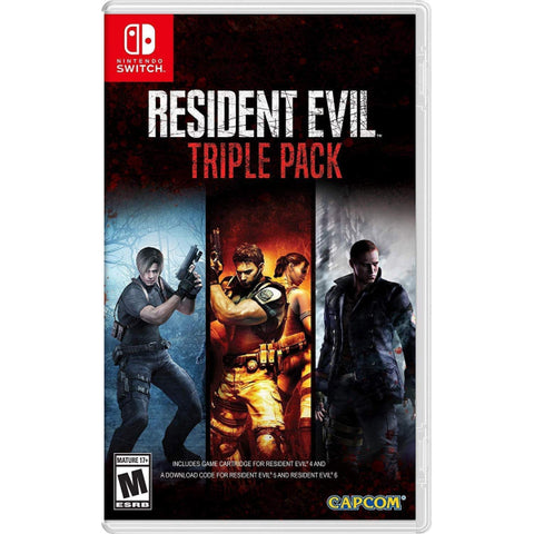 Resident Evil Triple Pack [Nintendo Switch]