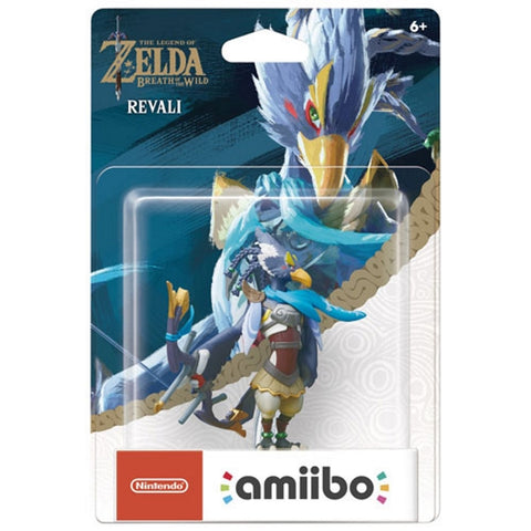 Revali Amiibo - The Legend of Zelda: Breath of the Wild Series [Nintendo Accessory]