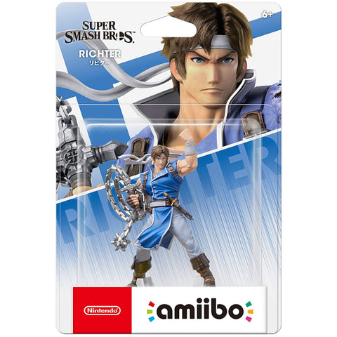 Richter Amiibo - Super Smash Bros. Series [Nintendo Accessory]