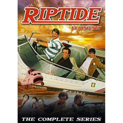 Riptide: The Complete Series - Seasons 1-3 [DVD Box Set]