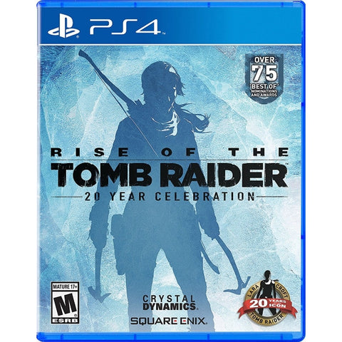 Rise of the Tomb Raider - 20 Year Celebration [PlayStation 4]