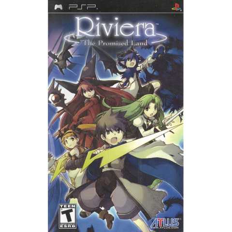 Riviera: The Promised Land [Sony PSP]
