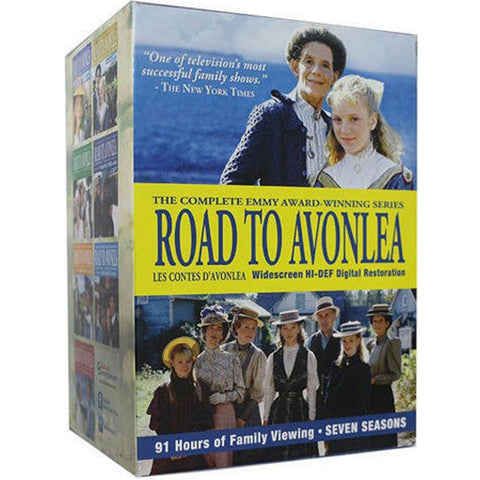 Road To Avonlea: The Complete Series [DVD Box Set]