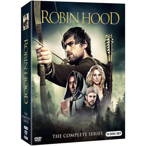 Robin Hood: The Complete Series - Seasons 1-3 [DVD Box Set]