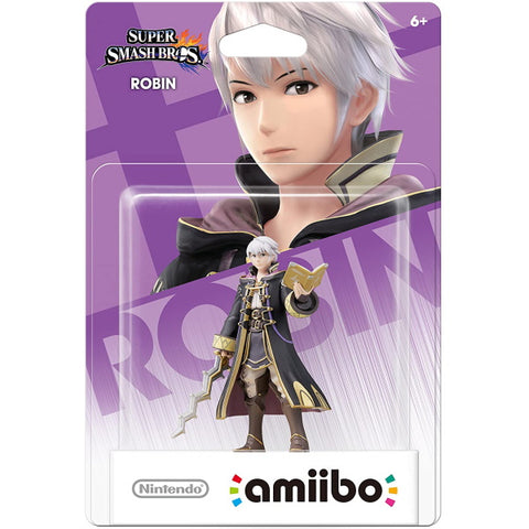 Robin Amiibo - Super Smash Bros. Series [Nintendo Accessory]