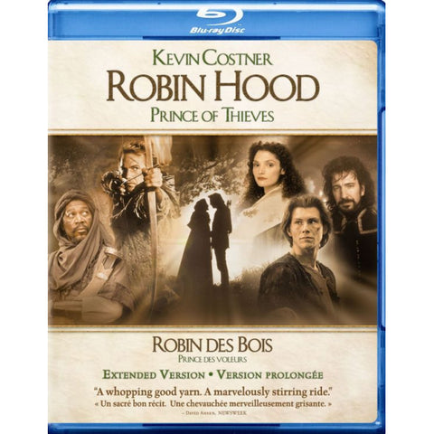 Robin Hood: Prince of Thieves - Extended Version [Blu-ray]