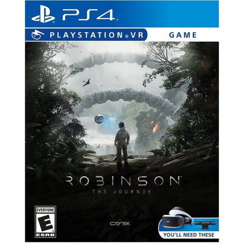 Robinson: The Journey - PSVR [PlayStation 4 VR]
