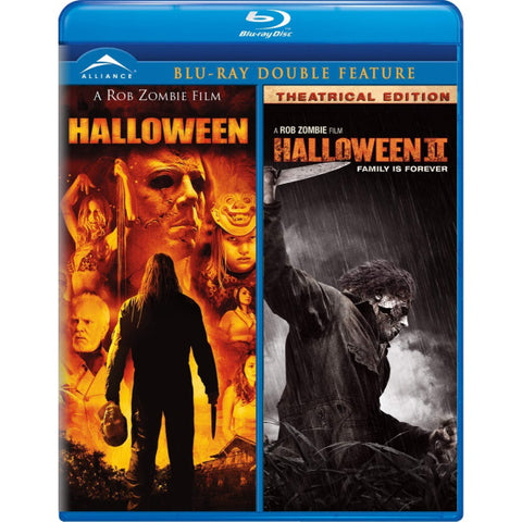 Rob Zombie's Halloween / Halloween 2 [Blu-Ray Box Set]