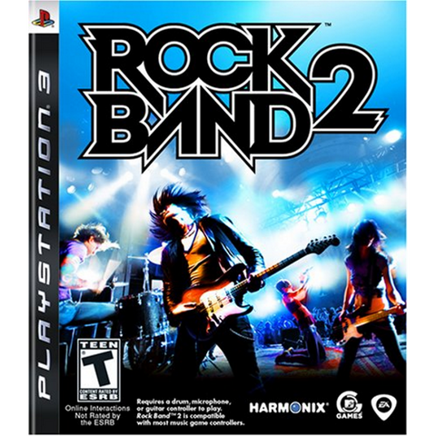 Rock Band 2 [PlayStation 3]
