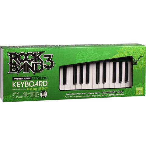 Mad Catz Rock Band 3 Wireless Keyboard [Xbox 360 Accessory]