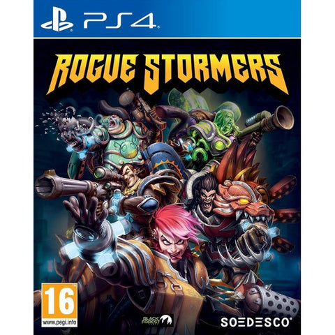 Rogue Stormers [PlayStation 4]