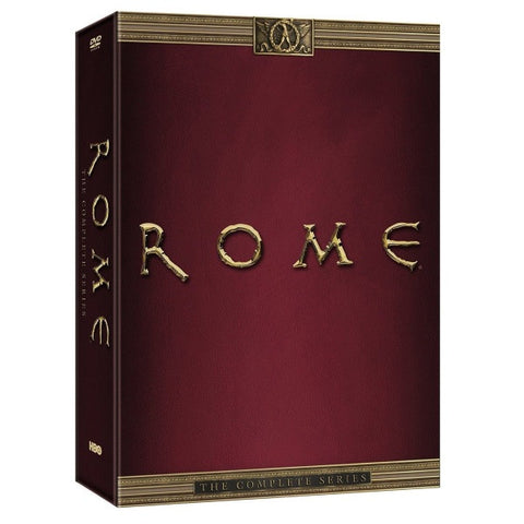 Rome: The Complete Series [DVD Box Set]