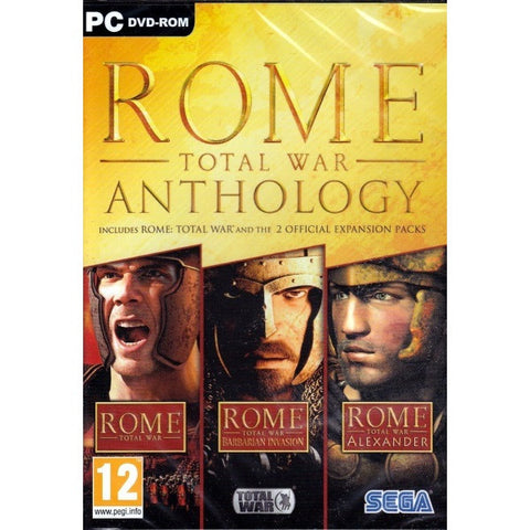Rome: Total War Anthology [PC Computer]