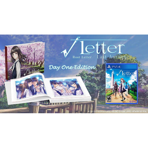 Root Letter: Last Answer - Day One Edition [PlayStation 4]