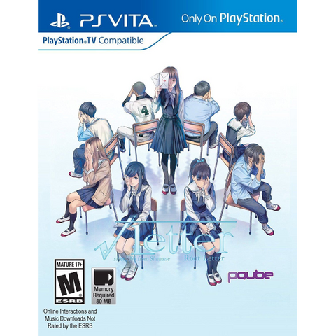 Root Letter [Sony PS Vita]