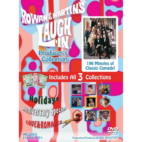 Rowan & Martin's Laugh-In: Producer's Collection [DVD Box Set]