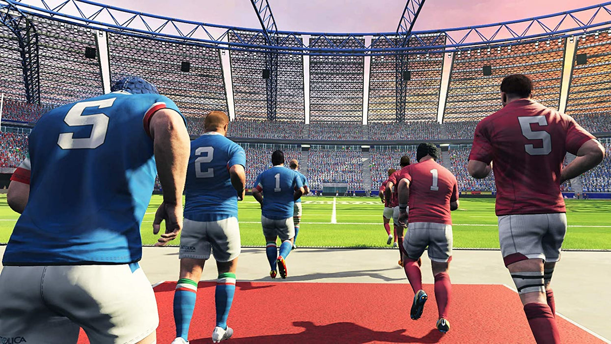 Rugby 20 [Xbox One]