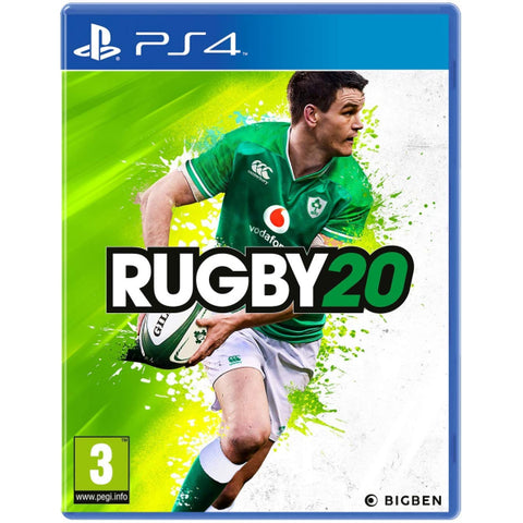 Rugby 20 [PlayStation 4]