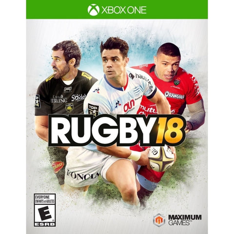 Rugby 18 [Xbox One]