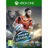 Rugby League Live 4 [Xbox One]