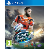 Rugby League Live 4 [PlayStation 4]