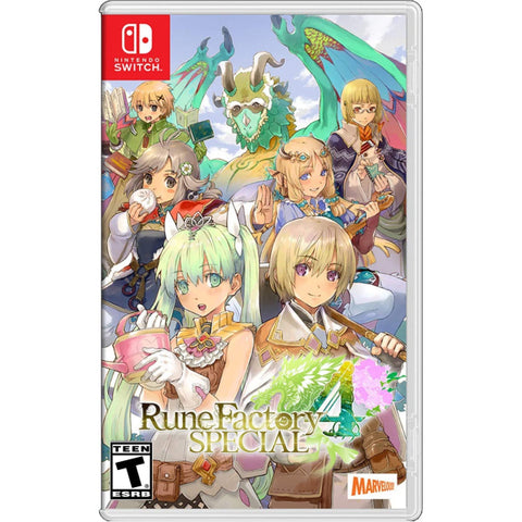 Rune Factory 4 Special [Nintendo Switch]
