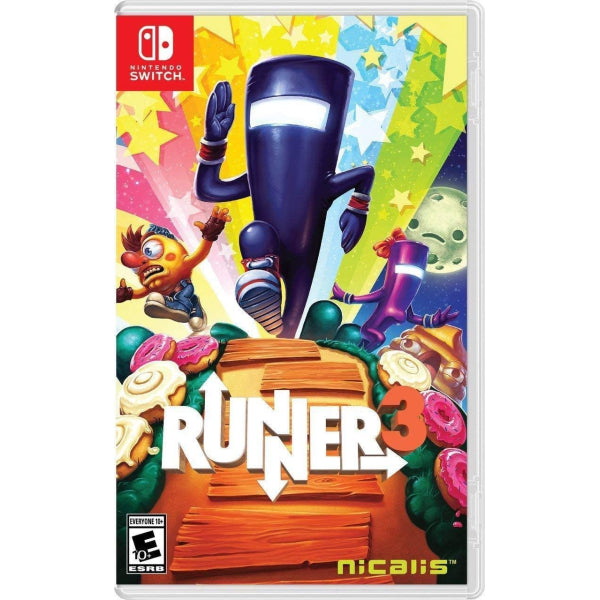 Runner3 [Nintendo Switch]