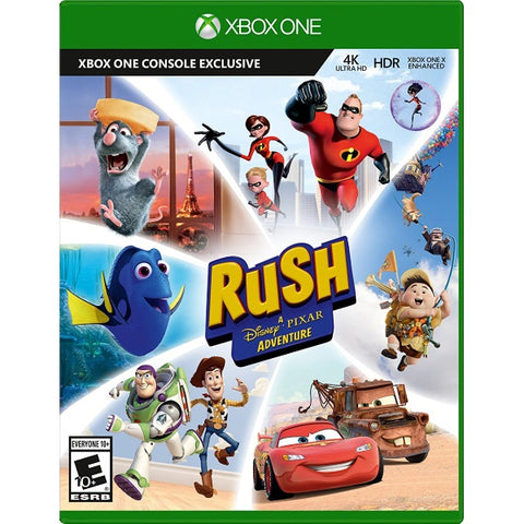 Rush: A Disney-Pixar Adventure [Xbox One]