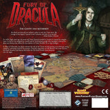 Fury of Dracula [Board Game, 2-5 Players]