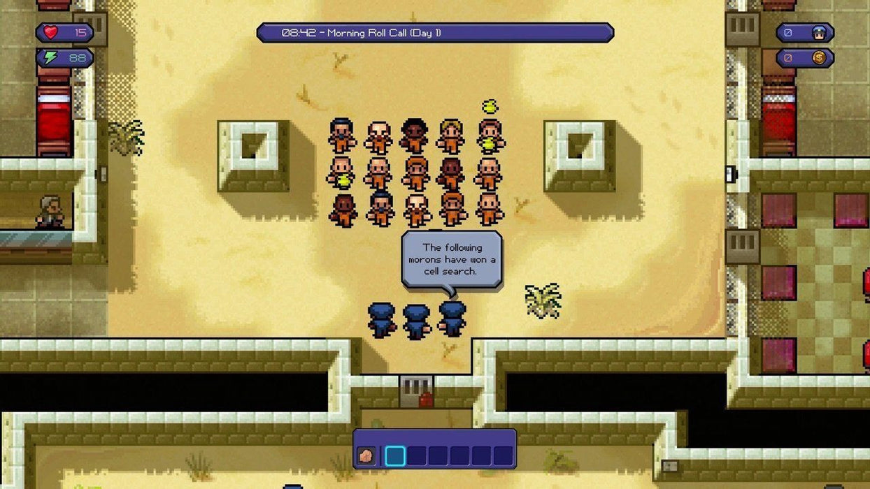 The Escapists [PlayStation 4]