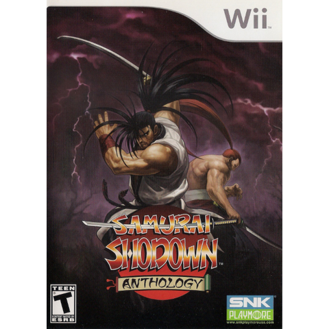 Samurai Shodown Anthology [Nintendo Wii]