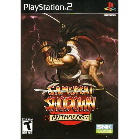 Samurai Shodown Anthology [PlayStation 2]
