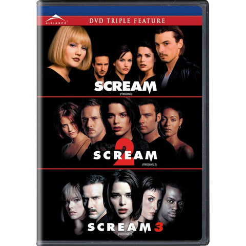 Scream Triple Feature [DVD Box Set]
