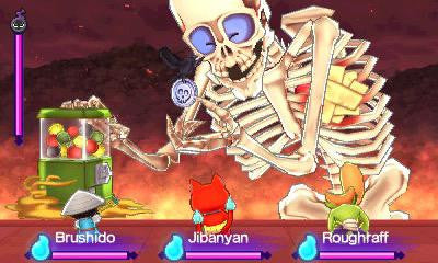 Yo-kai Watch 2: Bony Spirits [Nintendo 3DS]