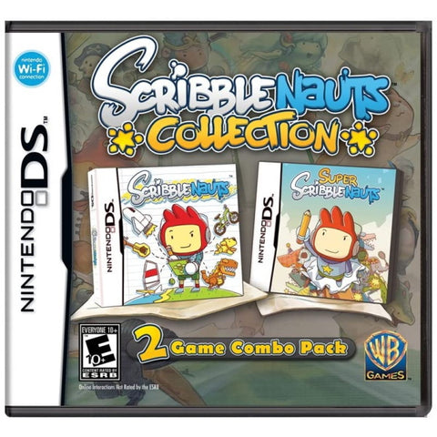Scribblenauts Collection [Nintendo DS DSi]