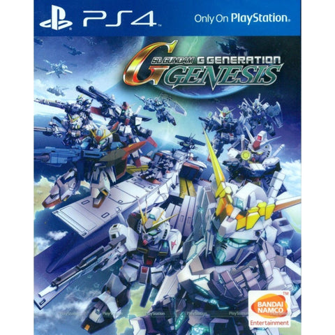 SD Gundam G Generation Genesis [PlayStation 4]