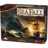 SeaFall: A Legacy Game [Board Game, 3-5 Players]