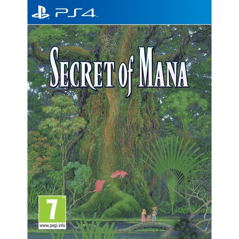Secret of Mana HD Remastered [PlayStation 4]