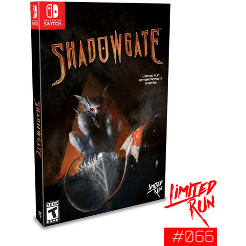 Shadowgate - Classic Edition - Limited Run #066 [Nintendo Switch]