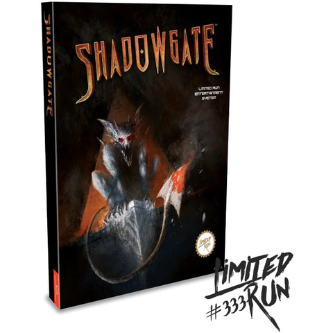 Shadowgate - Classic Edition - Limited Run #333 [PlayStation 4]