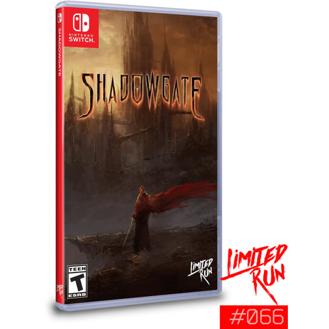 Shadowgate - Limited Run #066 [Nintendo Switch]