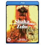 Shaka Zulu - The Complete 10 Part Miniseries [Blu-Ray Box Set]