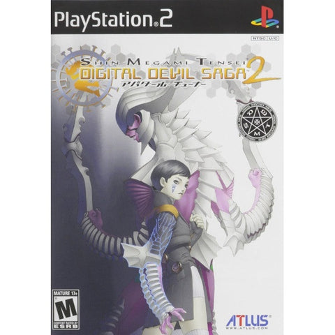 Shin Megami Tensei: Digital Devil Saga 2 [PlayStation 2]